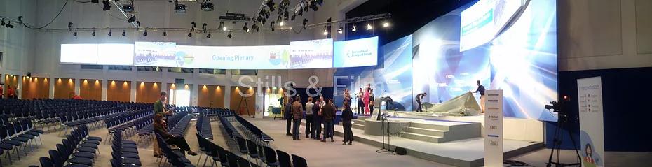 International Transport Forum in Leipzig, Germany