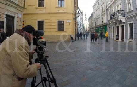 Camera Crew Bratislava