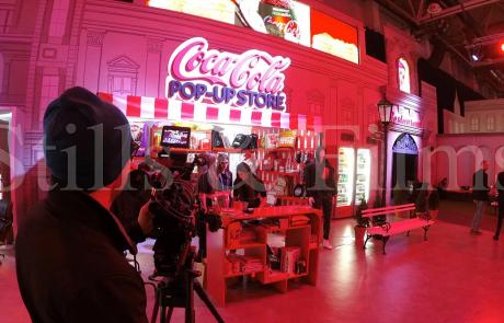 Coca Cola shoot 3