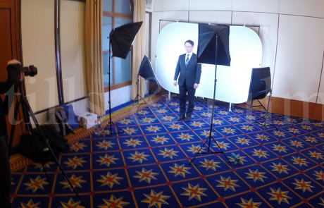 Corporate video shoot in Vienna for Pfizer 10