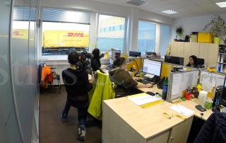 DHL Bratislava video crew 2