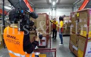 DHL Bratislava video crew 3