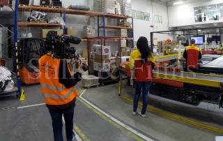 DHL Bratislava video crew 4