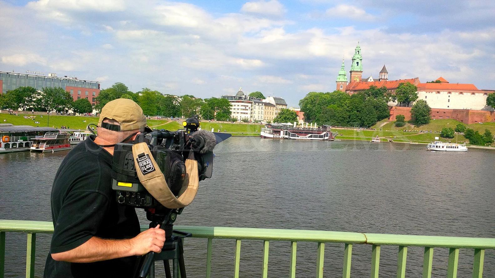 Filming in Krakow & Katowice