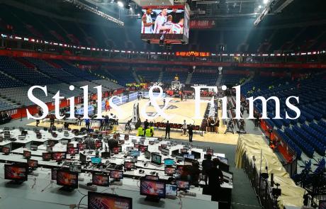 Final4 Belgrade - reporter positions