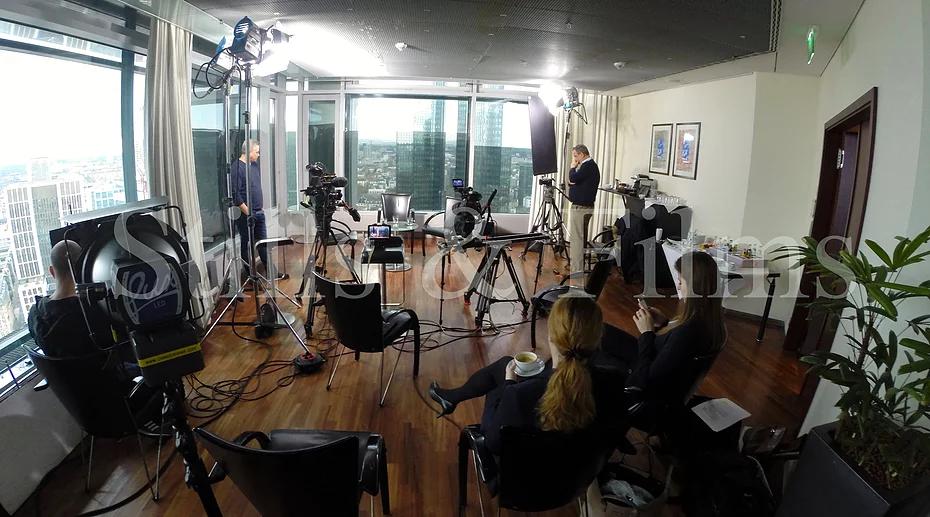 Video Production in Frankfurt