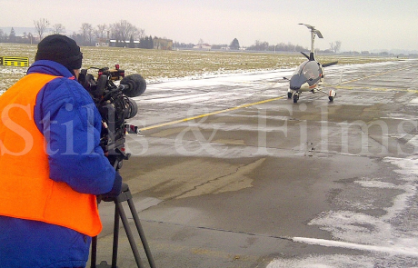 Gyrocopter shoot in Prerov 2