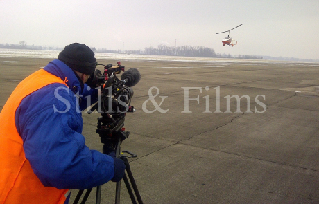 Gyrocopter shoot in Prerov 6