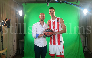 Kombank Arena Media Day2