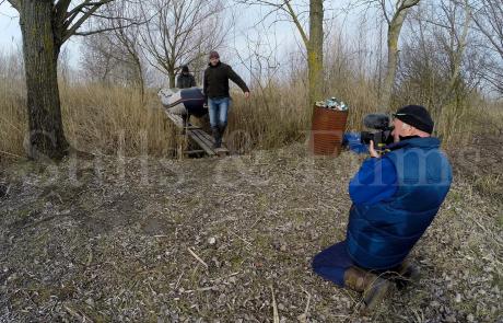 TAPAS filming 6