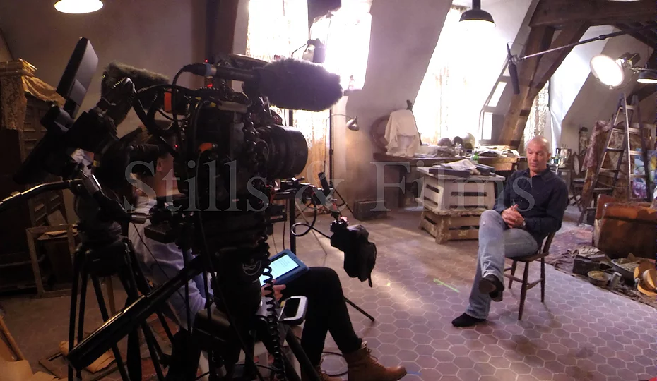 Video Crew Budapest – Filming behind the scenes with Antonio Banderas