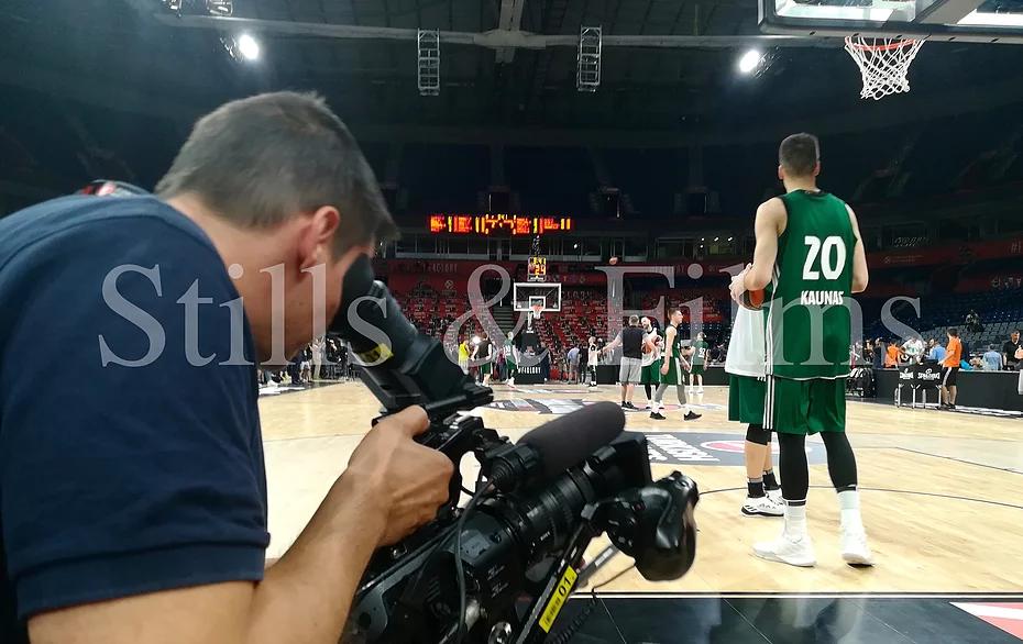 Video Production Crew Belgrade, Serbia