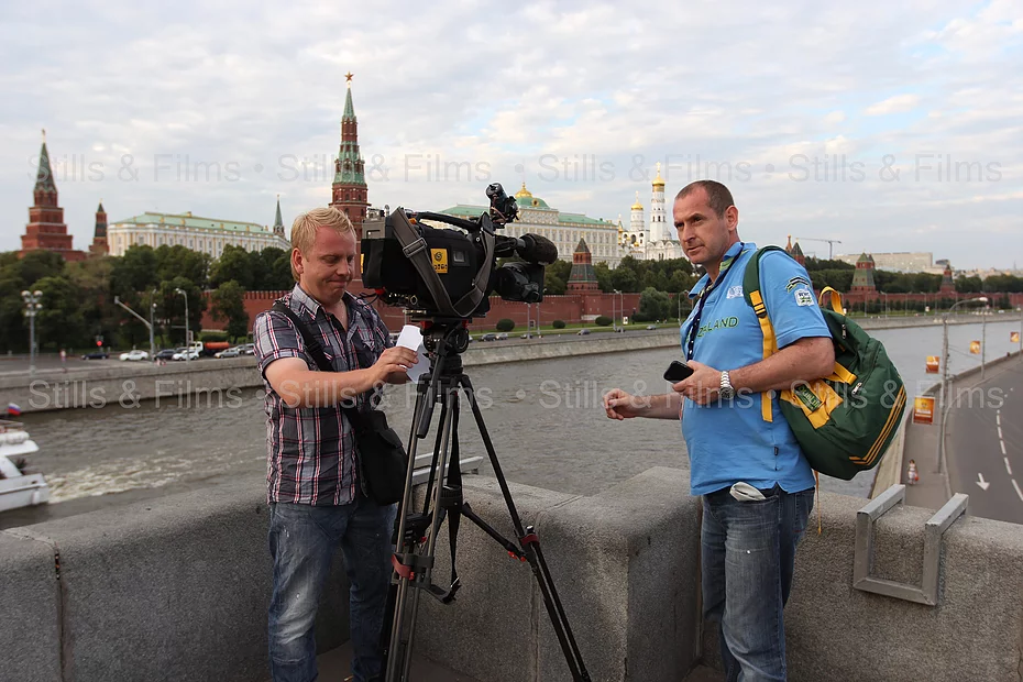 Video Production Crew Moscow & St.Petersburg- 2018 FIFA World Cup broadcast services