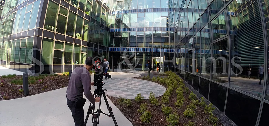Video Production Crew Prague
