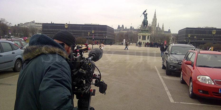 Video Production Crew Vienna